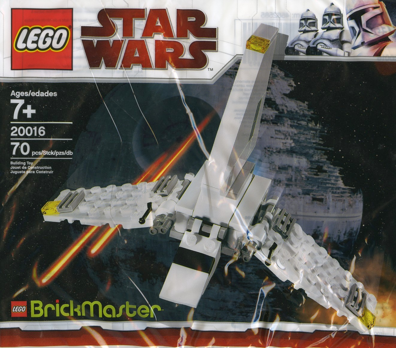 Lego Star Wars Mini Tie Fighter 3219 Polybag BNIP