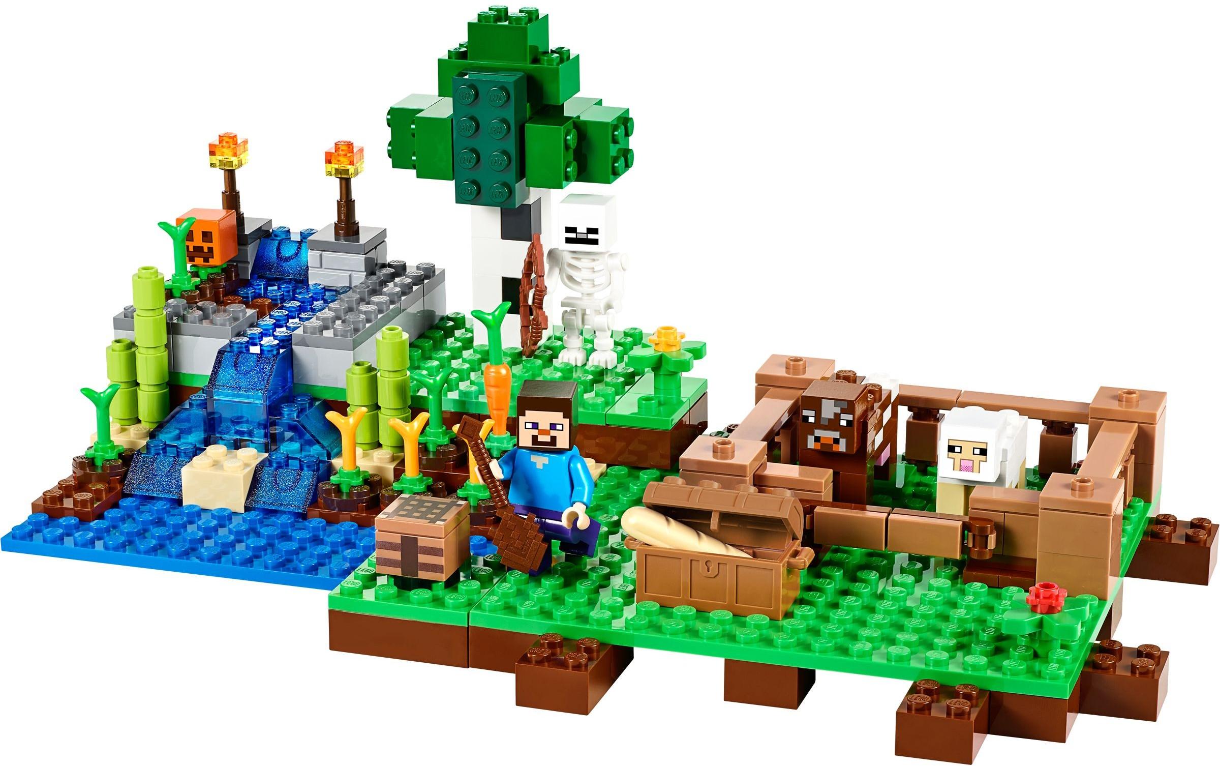 Minecraft Brickset Lego Set Guide And Database