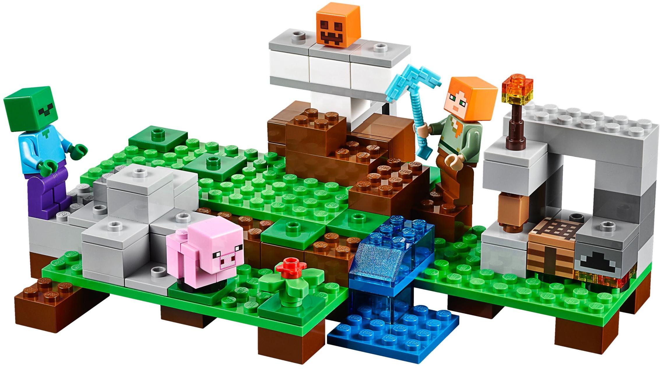 Minecraft 2016 Brickset Lego Set Guide And Database
