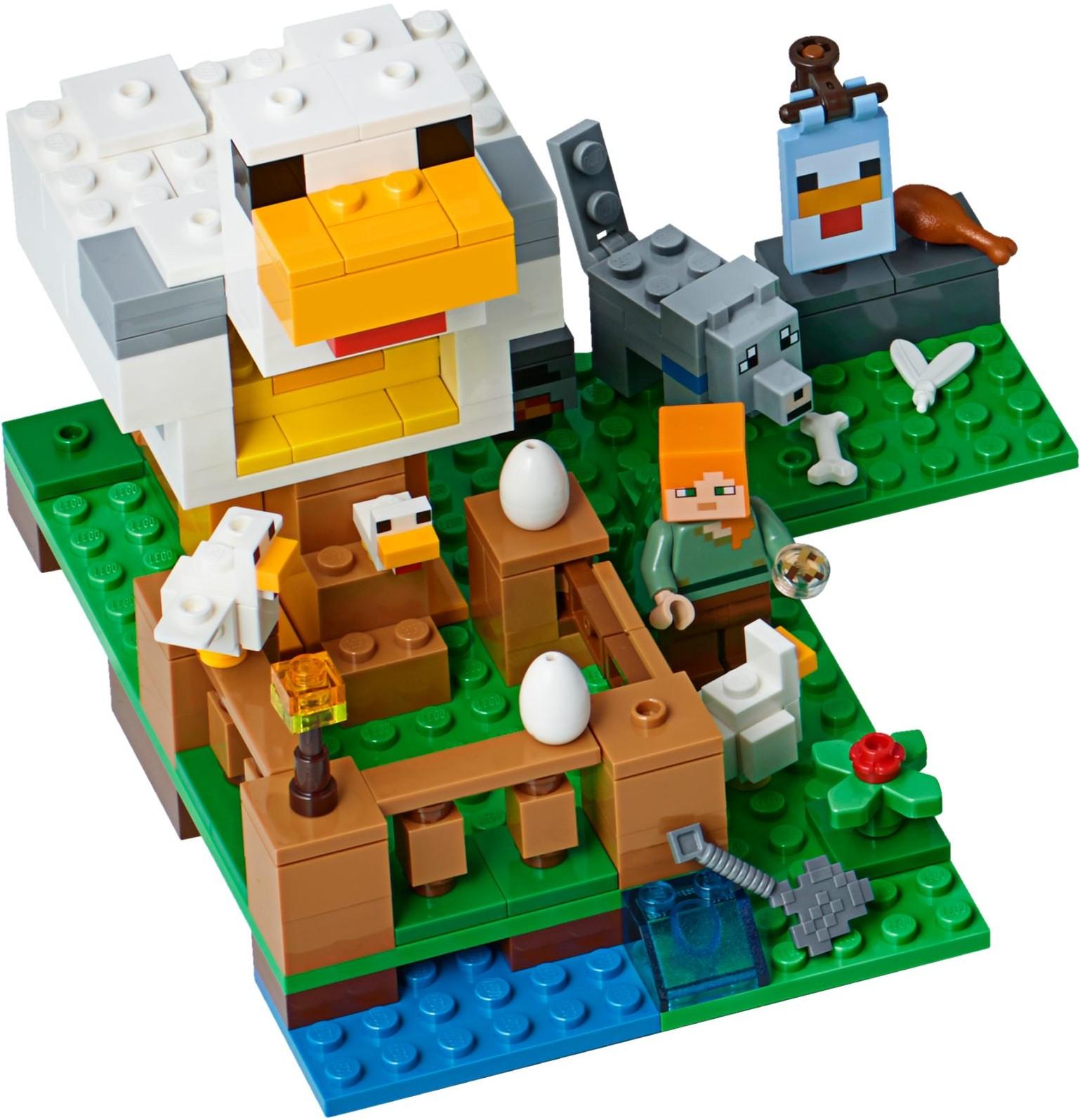 nouveaut s lego minecraft 2018 voici les premiers visuels other bricks. Black Bedroom Furniture Sets. Home Design Ideas