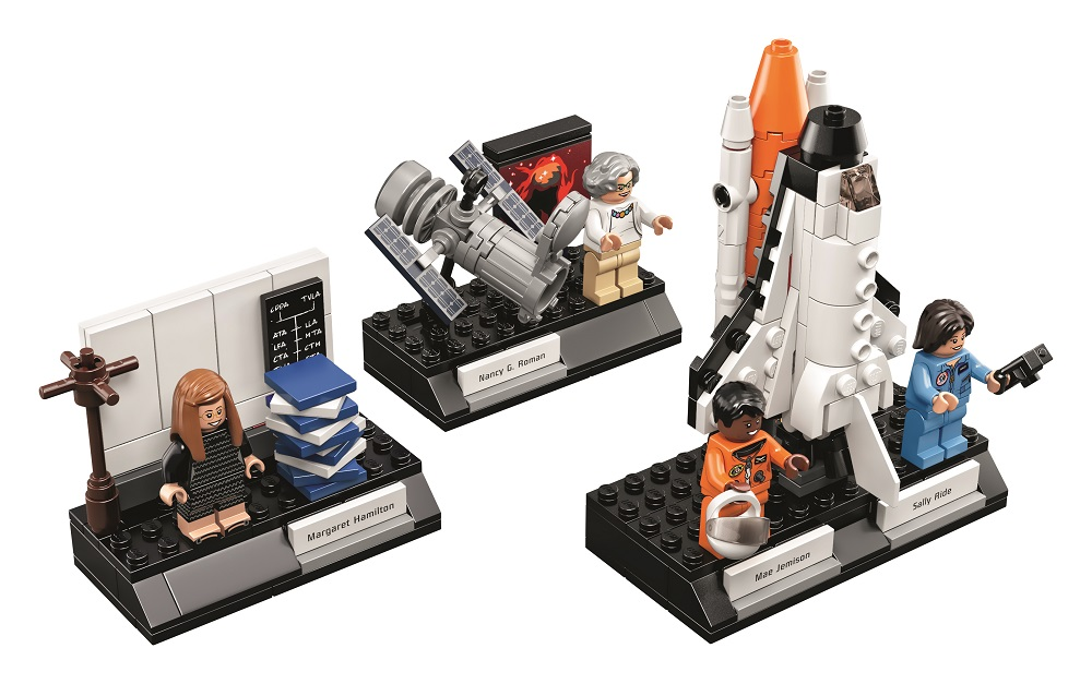 LEGO Ideas Women of NASA (21312) - $24.99