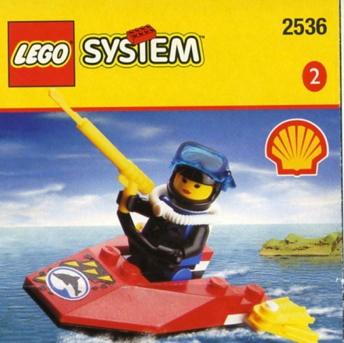 Town | Divers | Brickset: LEGO set guide and database