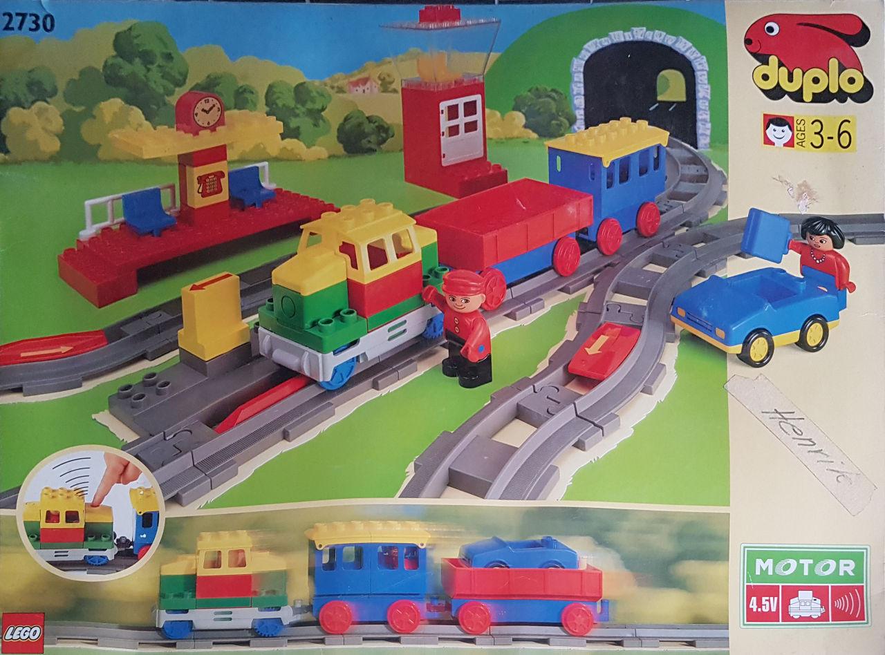 Duplo Trains 1993 Brickset Lego Set Guide And Database