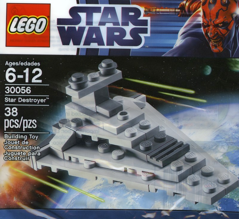 Star Wars | Mini Building Set | Brickset: LEGO set guide and
