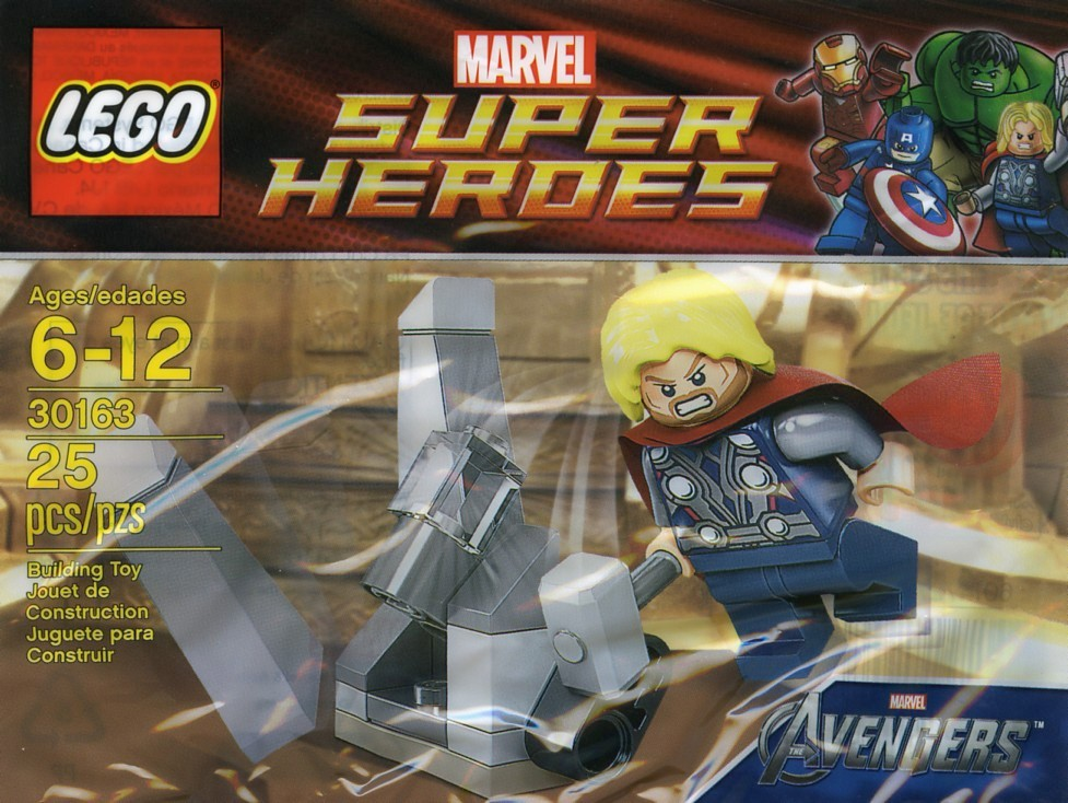 Marvel Super Heroes | Tagged 'Polybag' | Brickset: LEGO set guide ...