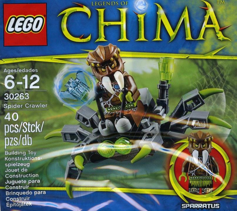 Lego Chima Spinlyn