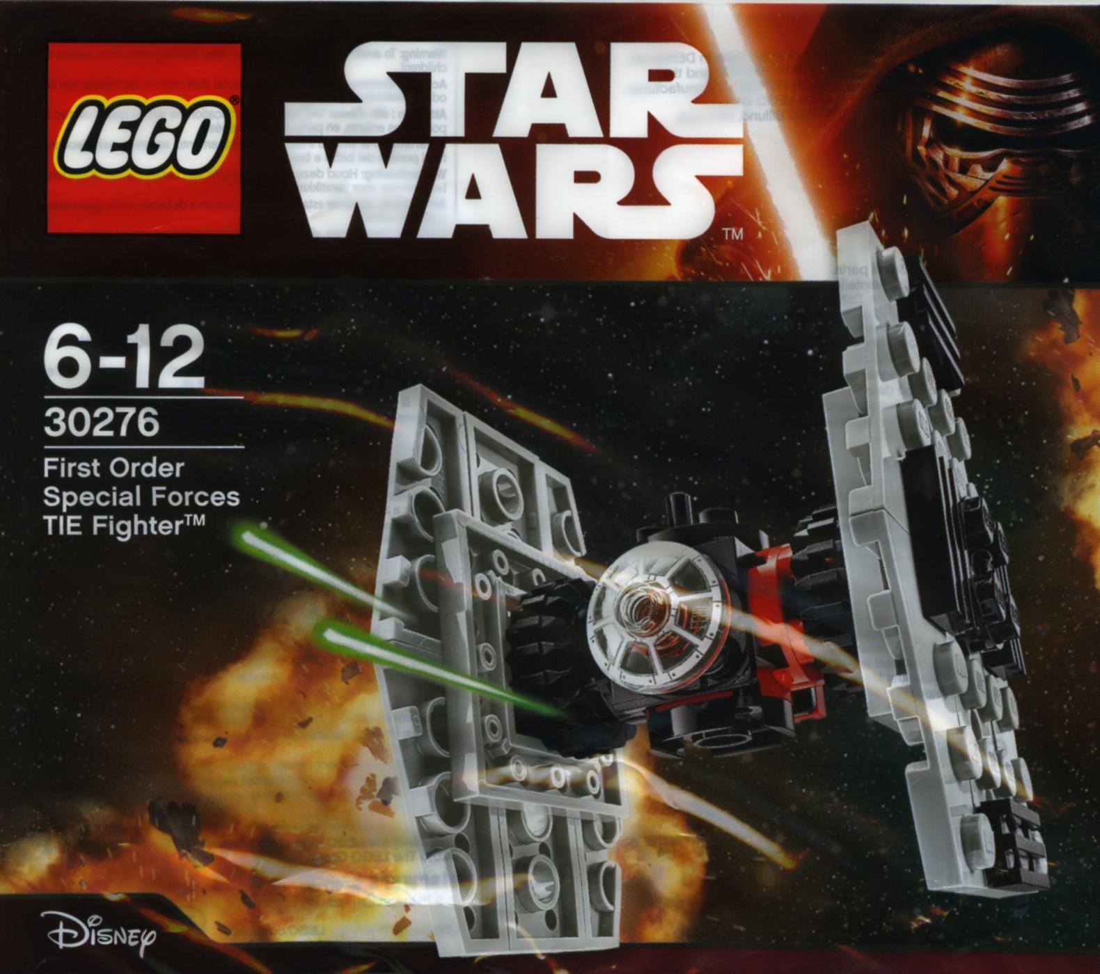 AT-ST Driver ~ Minifigure ~ Star Wars ~ NEW Lego Parts ~ Mint