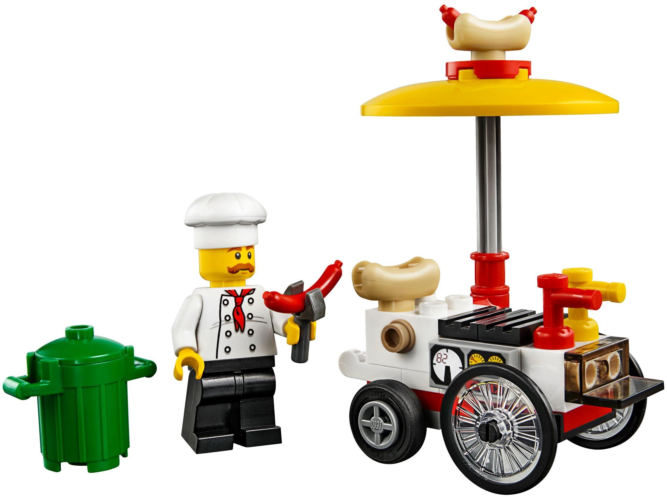 Tagged \'Hotdog\' | Brickset: LEGO set guide and database