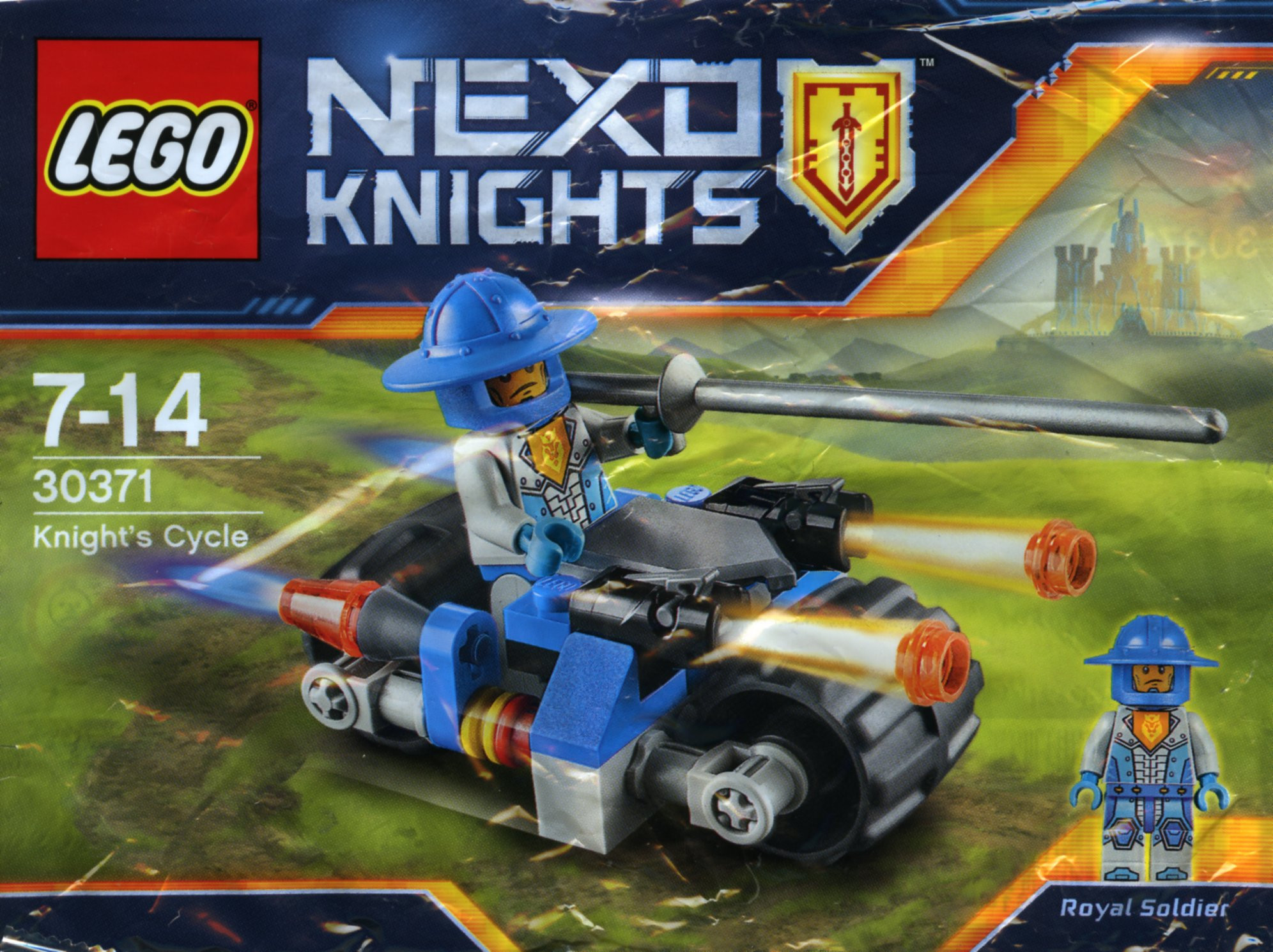 2016 Nexo Knights Brickset Lego Set Guide And Database