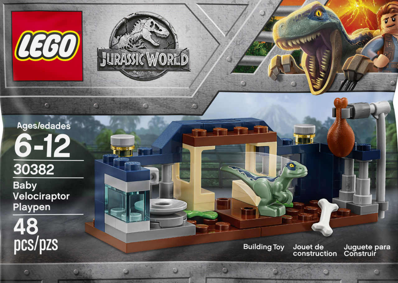 Jurassic World | Fallen Kingdom | Brickset: LEGO set guide