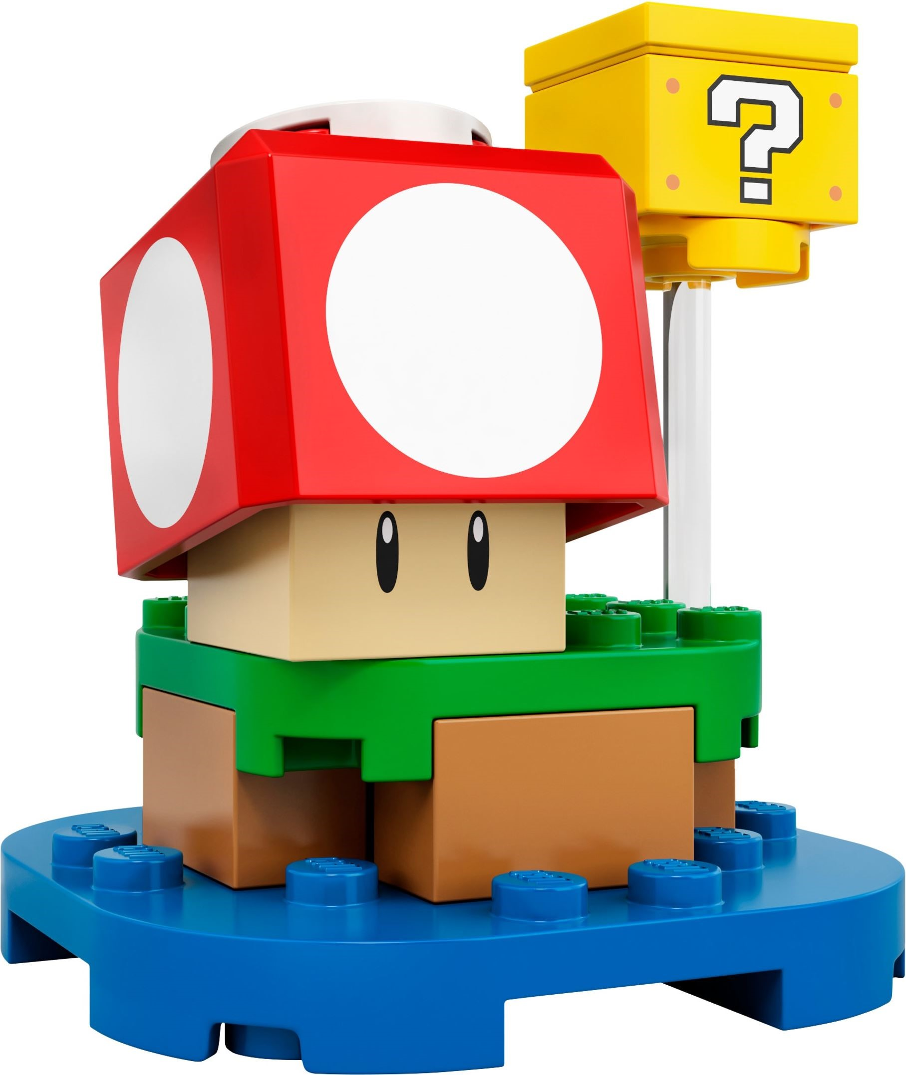 Pre Order Super Mario At Iwoot And Receive A Free Gift Brickset
