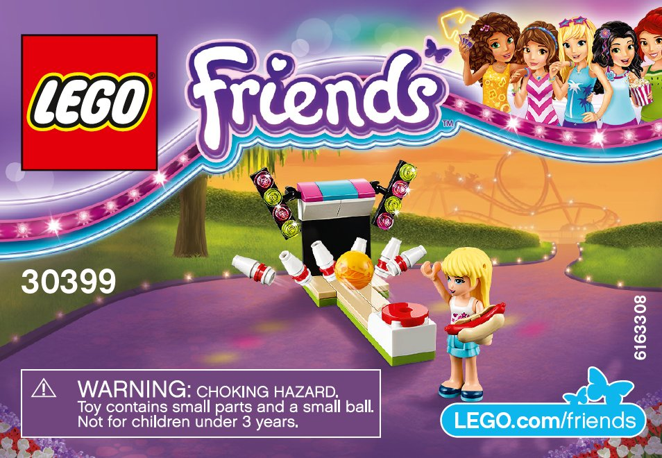 Friends Tagged Polybag Brickset Lego Set Guide And Database