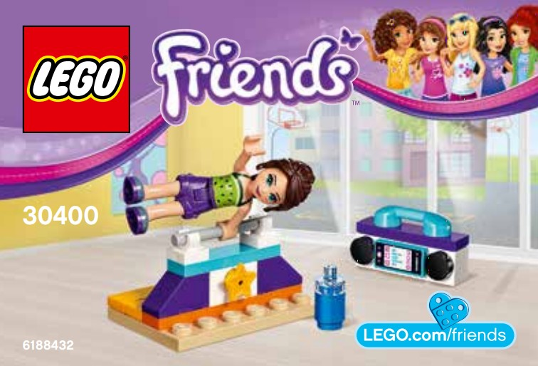 Lego Friends Mia Dog Name