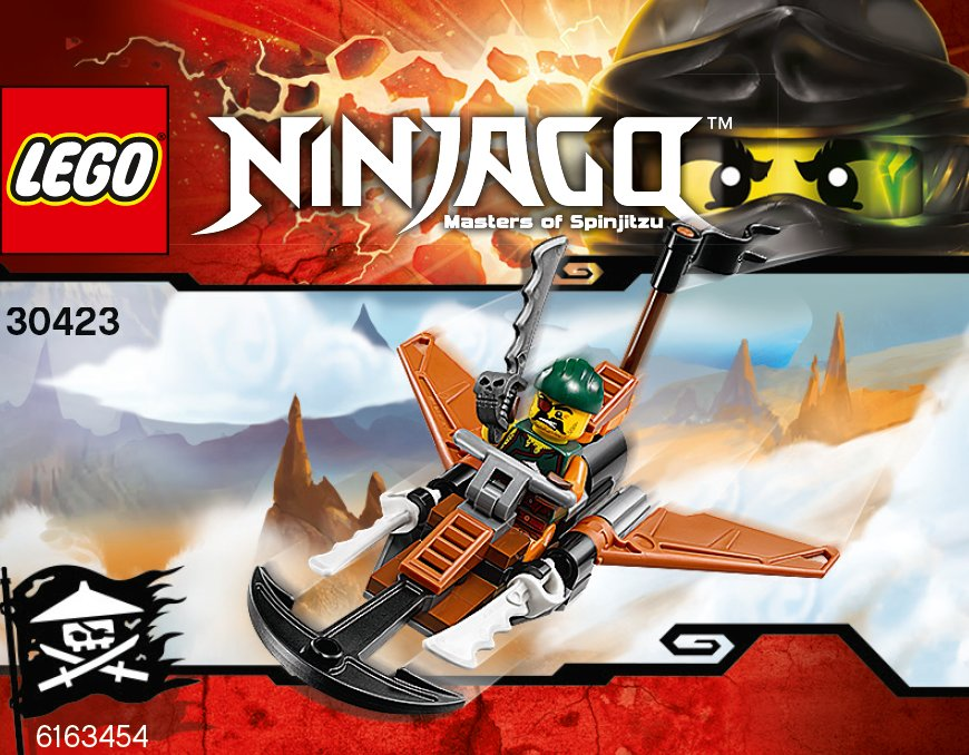 Ninjago | Skybound | Brickset: LEGO set guide and database