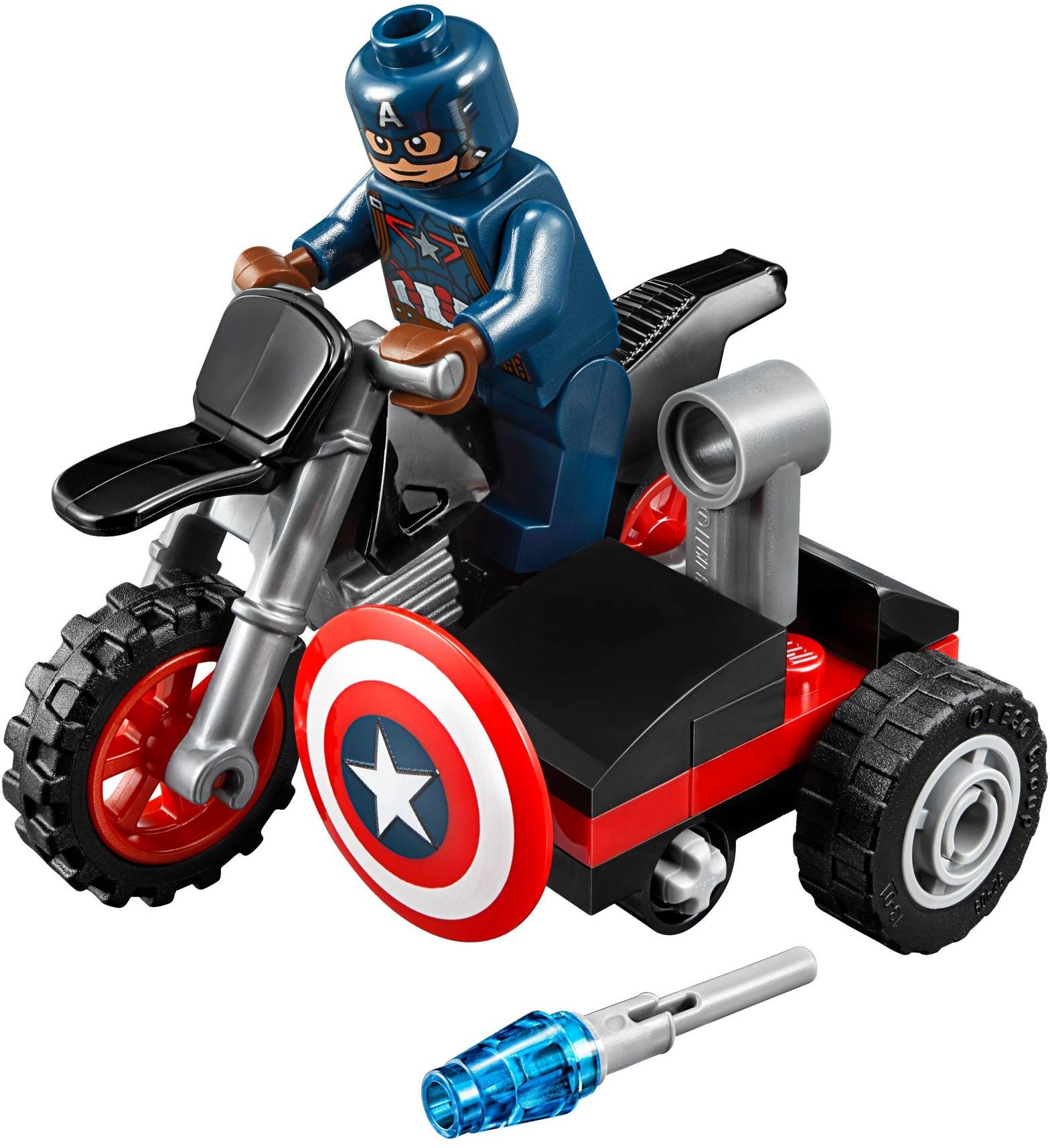 Marvel Super Heroes 2016 Brickset Lego Set Guide And Database