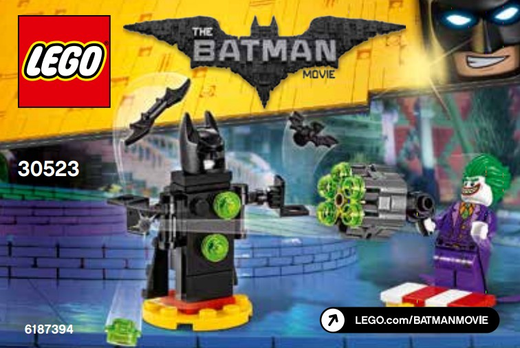 The LEGO Batman Movie | Brickset: LEGO set guide and database