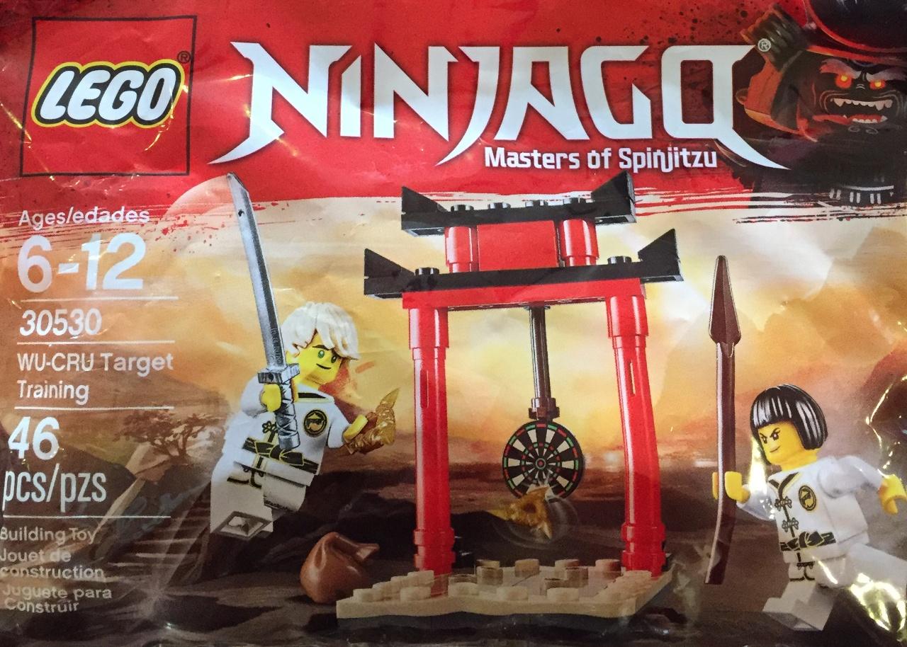 Ninjago Masters of Spinjitzu NEW Lego 30531 Sons of Garmadon