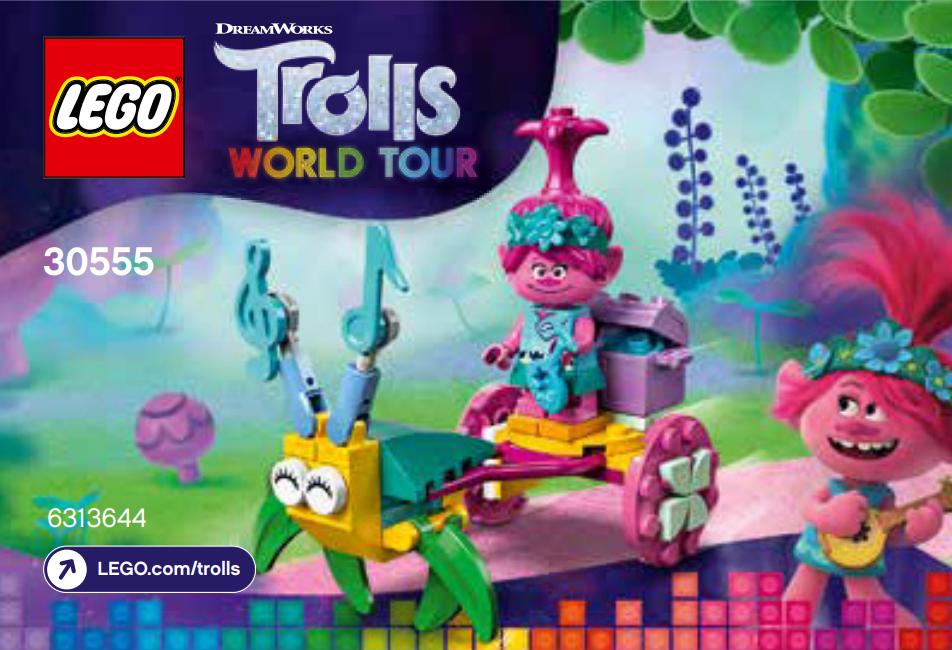 Trolls World Tour Brickset Lego Set Guide And Database