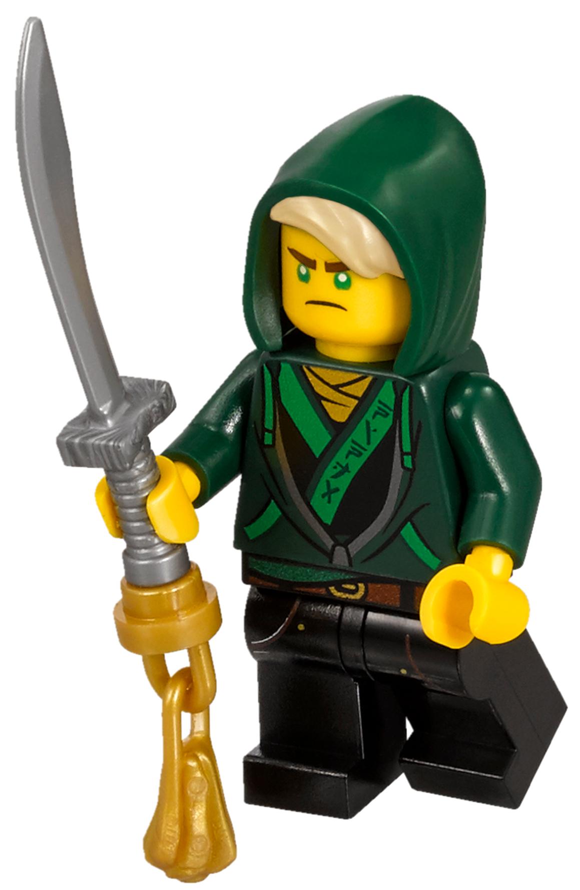 The lego ninjago movie brickset lego set guide and database - Ninjago lloyd ...