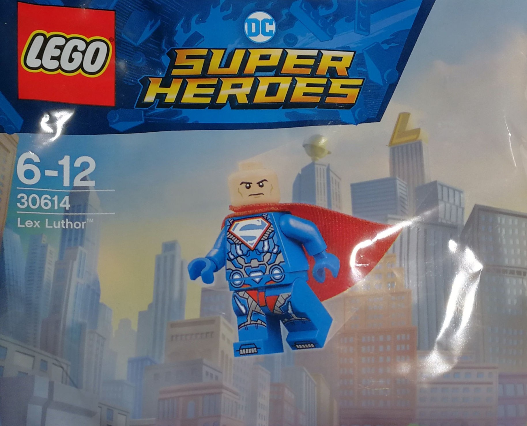 KILLER FROST DC COMICS MINI FIGURE USA SELLER PLAY WITH LEGO`S