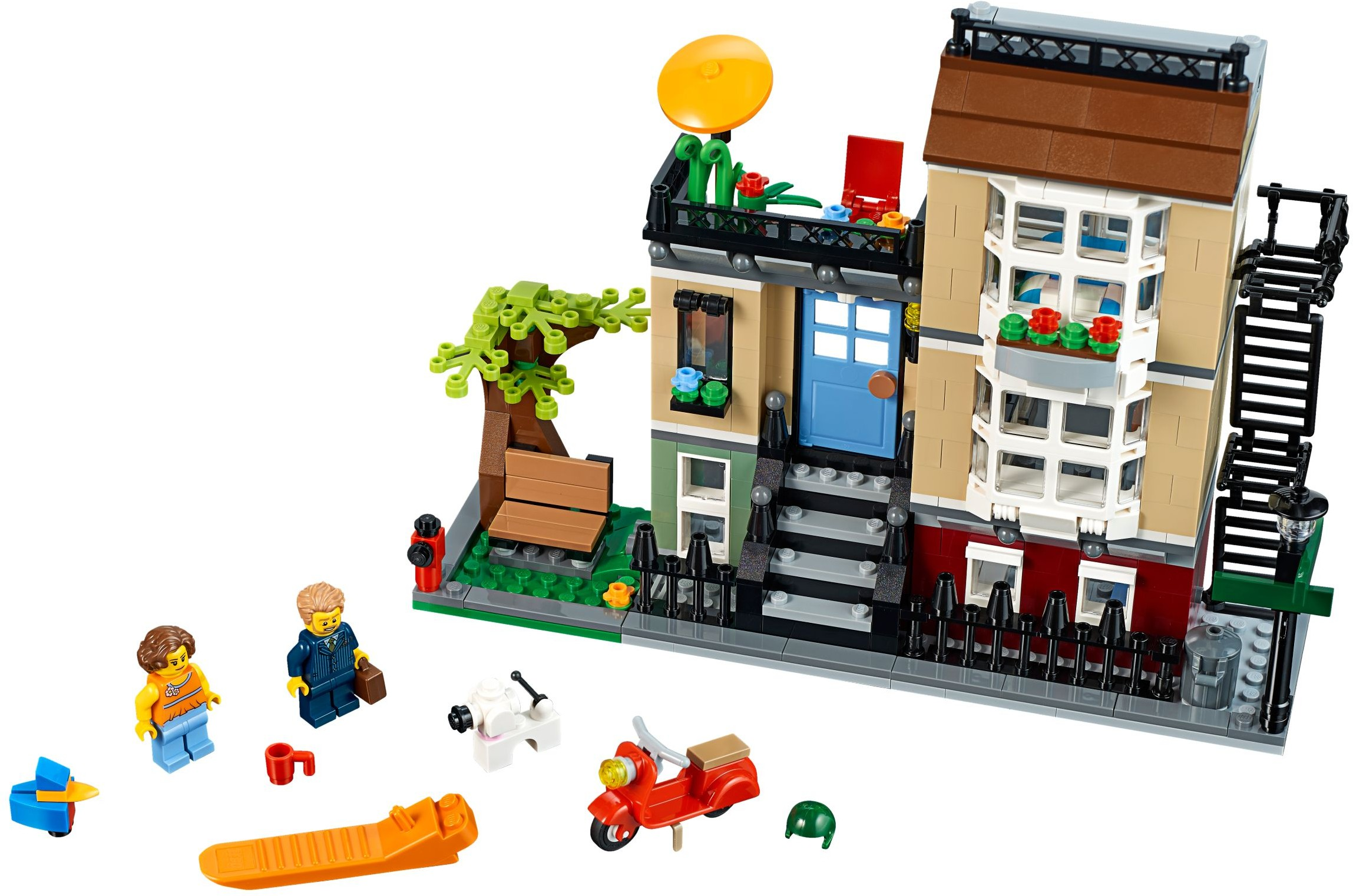 Brickset Creator 2017