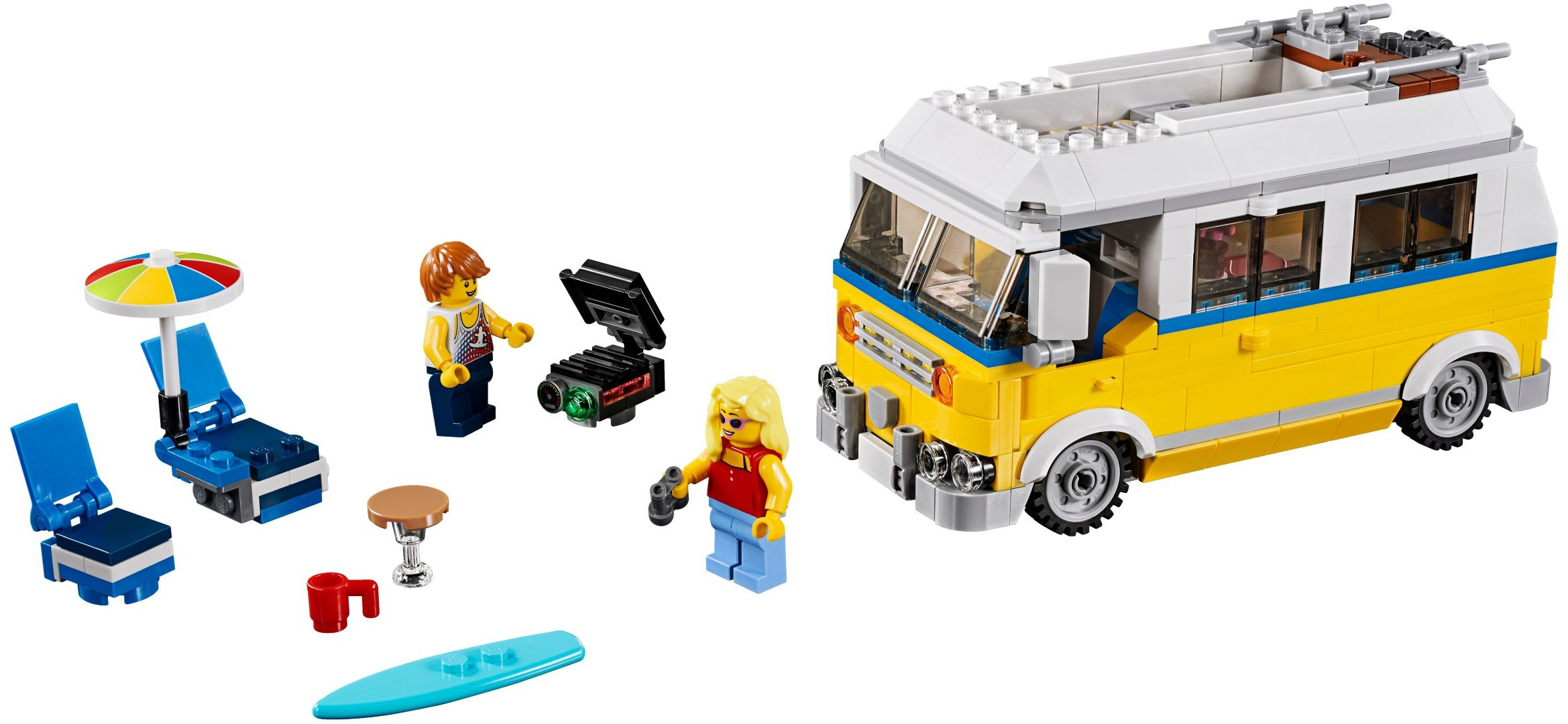 Tagged Camper Van Brickset Lego Set Guide And Database