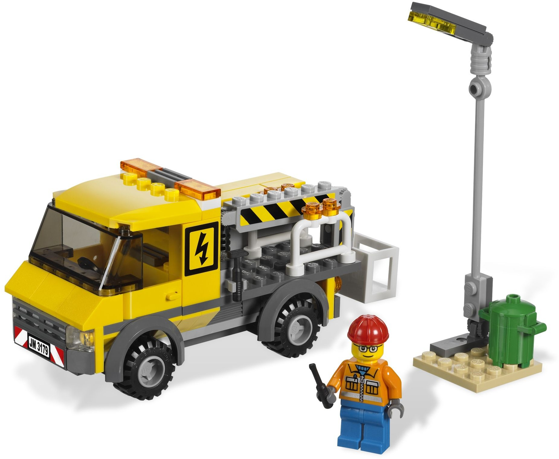 City Tagged Truck Brickset Lego Set Guide And Database