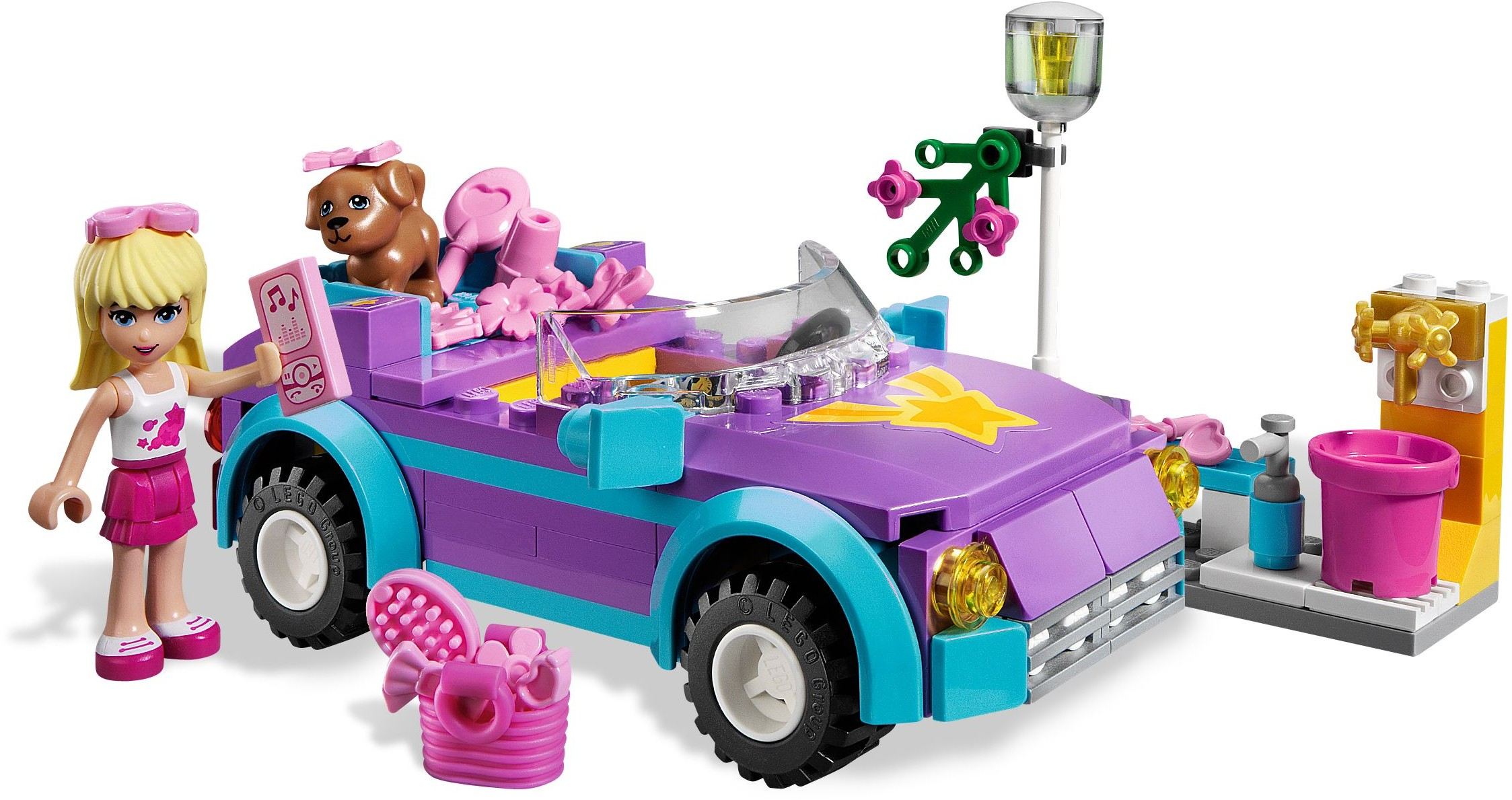 Friends Tagged Stephanie Brickset Lego Set Guide And Database