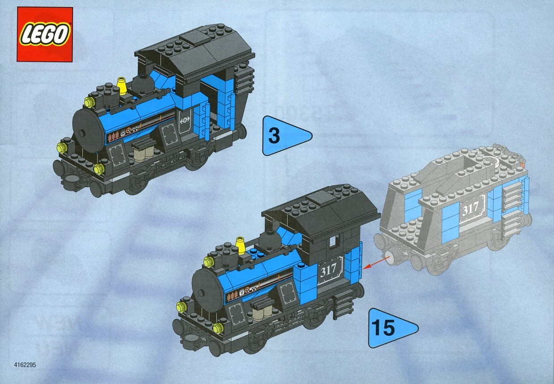 Trains 2001 Brickset Lego Set Guide And Database