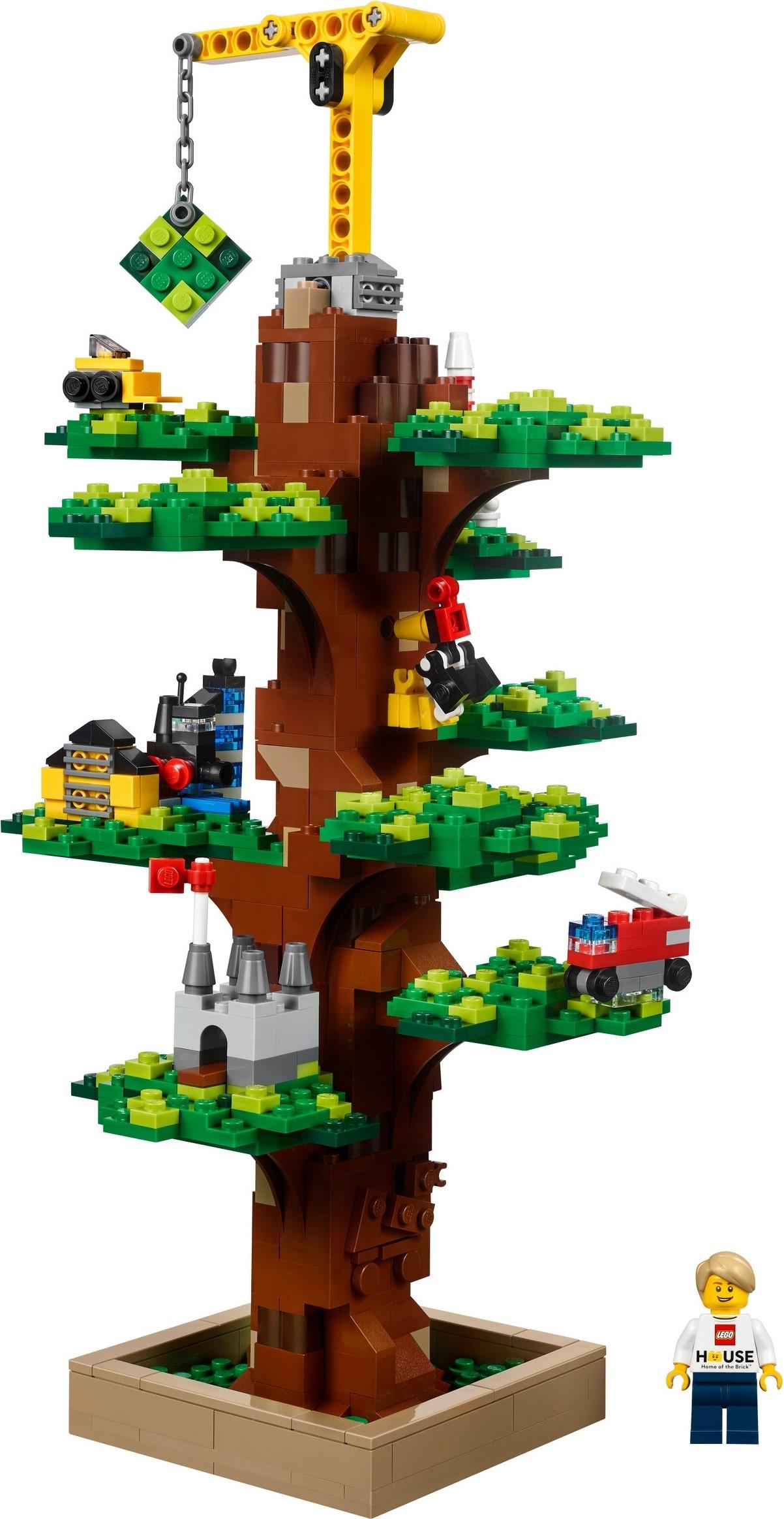 Tagged 'Lego House' | Brickset: LEGO set guide and database