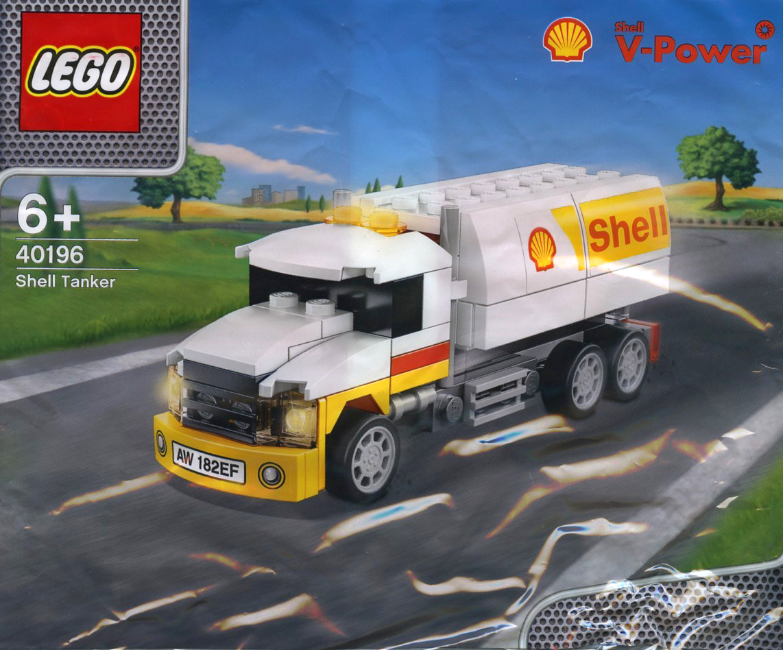 lego tanker truck instructions