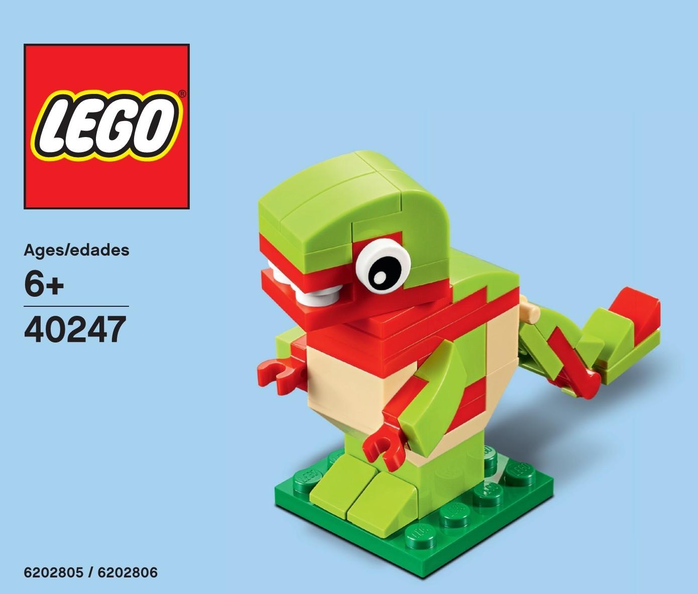 lego dinosaur instructions 31058
