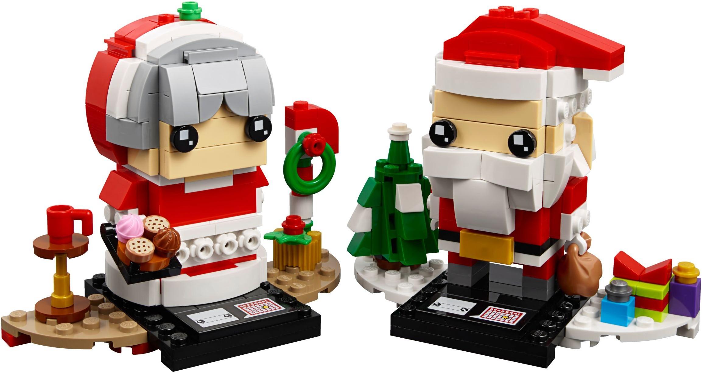 2018 Tagged Christmas Brickset Lego Set Guide And Database
