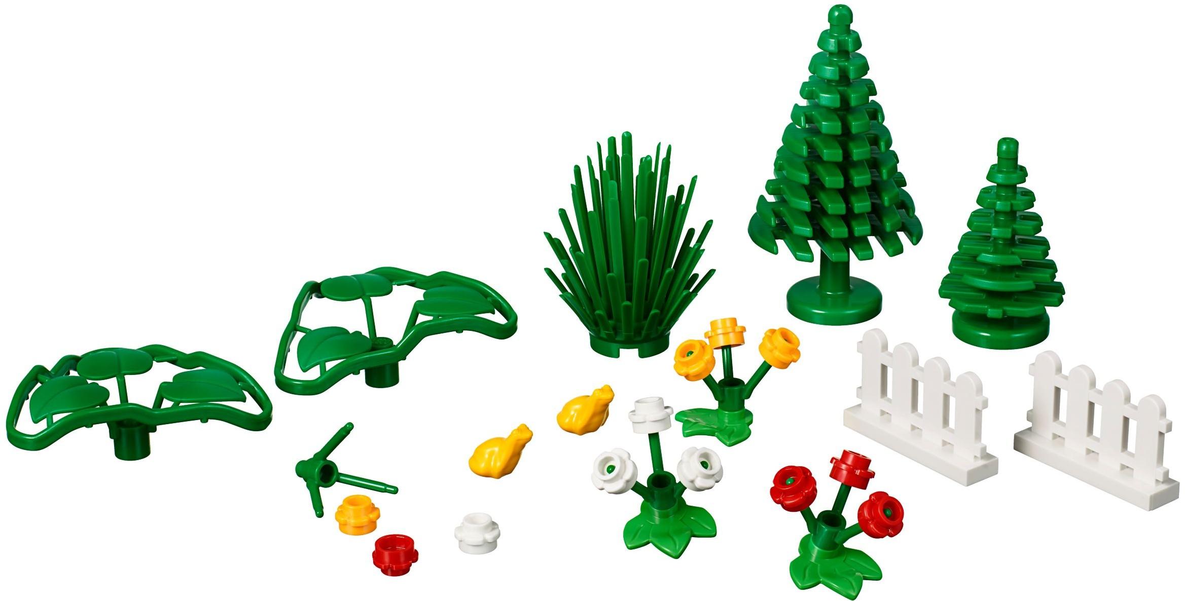 LEGO XTRA 40309-alimentare accessori-Polybag-NUOVO e SIGILLATO