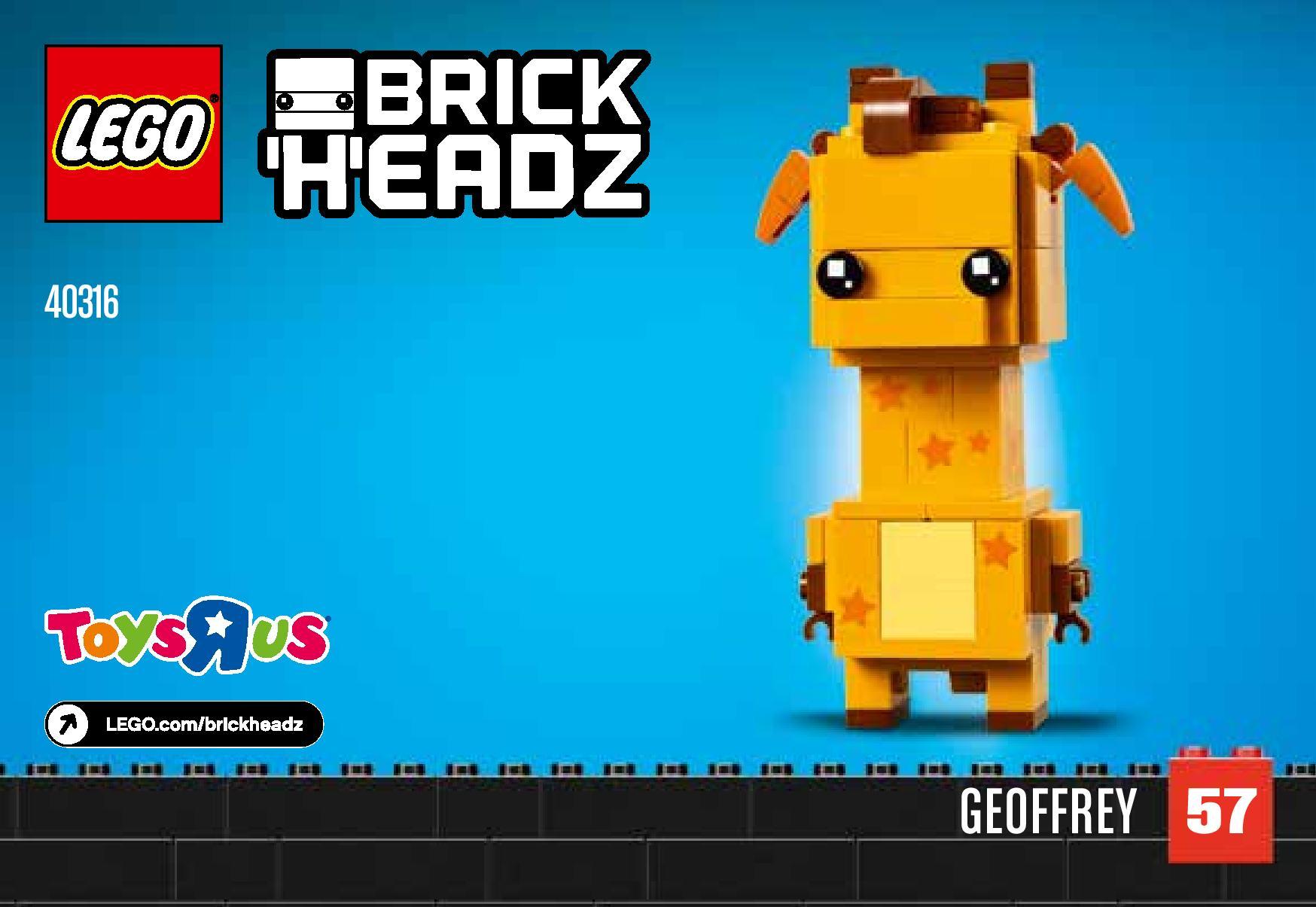 BrickHeadz | Brickset: LEGO set guide and database