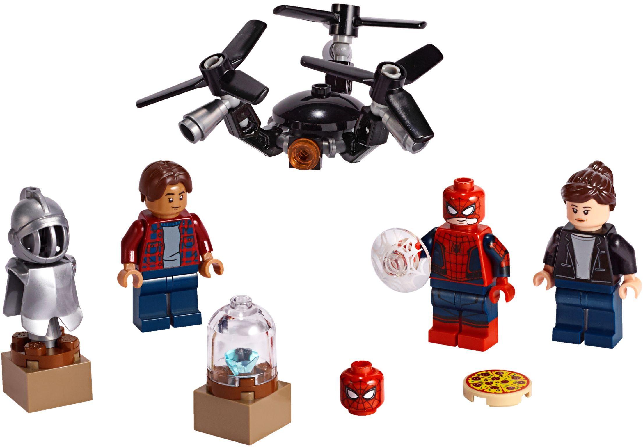 Happy Hogan Mini figure Spider-Man Far From Home