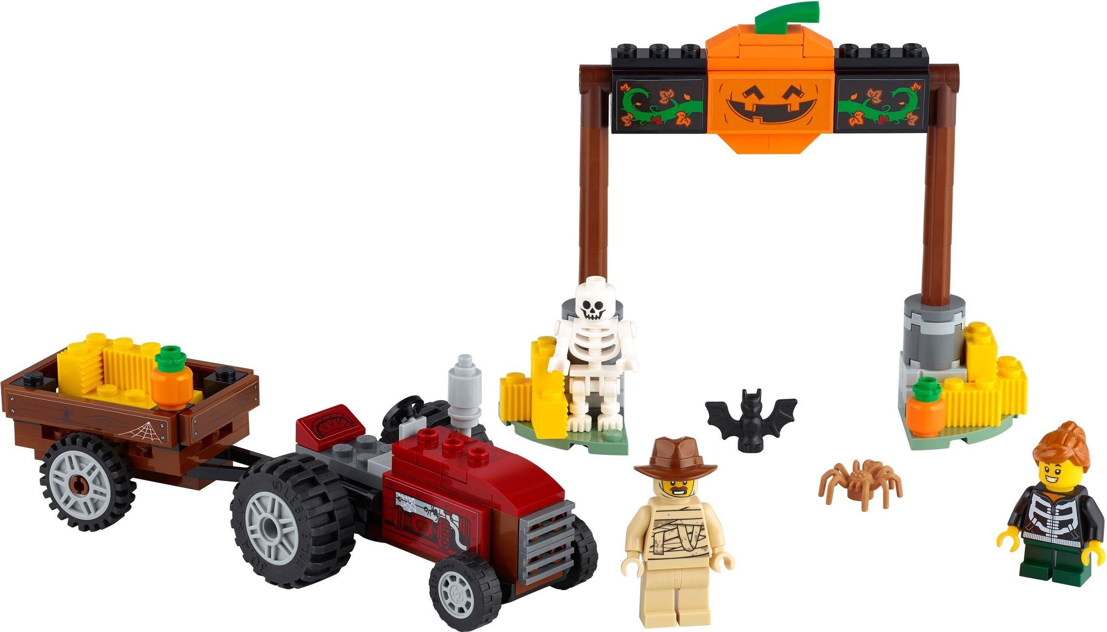 2020   Halloween   Brickset: LEGO set guide and database