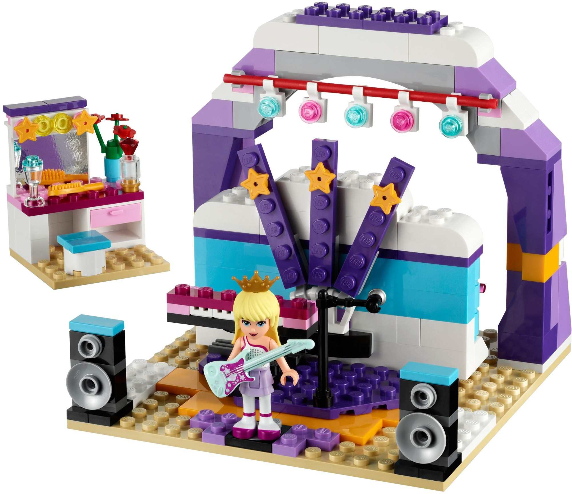 Friends Tagged Musical Brickset Lego Set Guide And Database