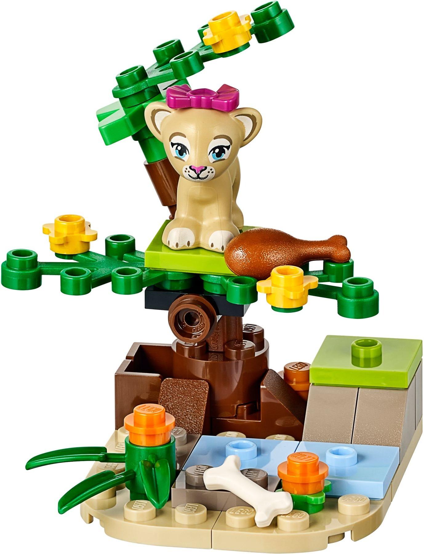 Friends Animals Series 6 Brickset Lego Set Guide And Database