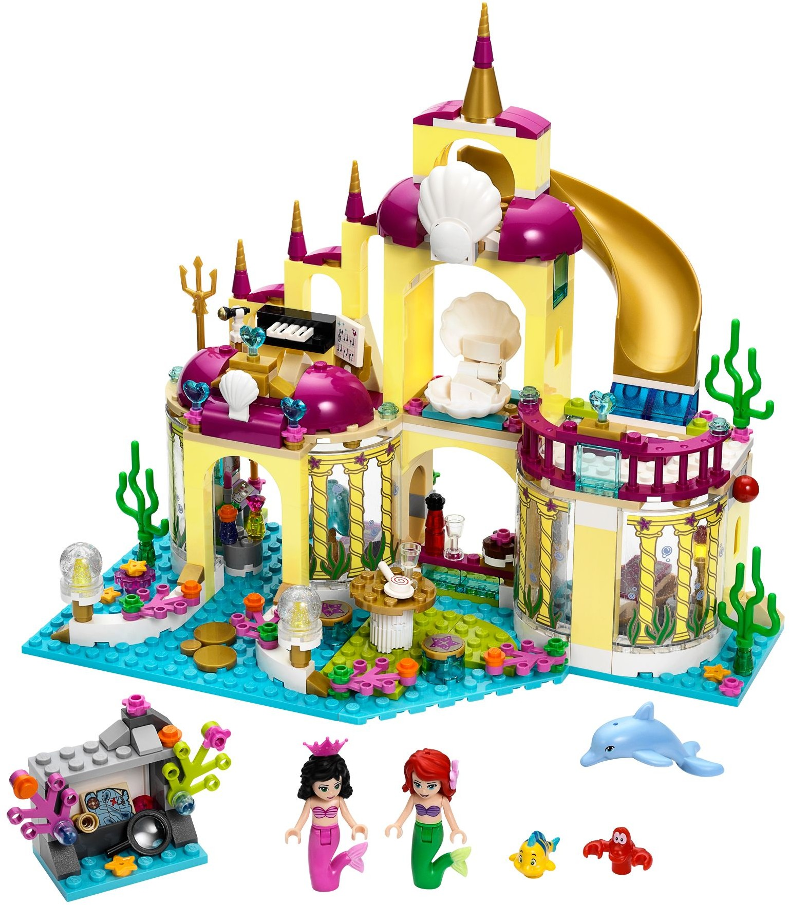 lego rapunzel best day ever instructions