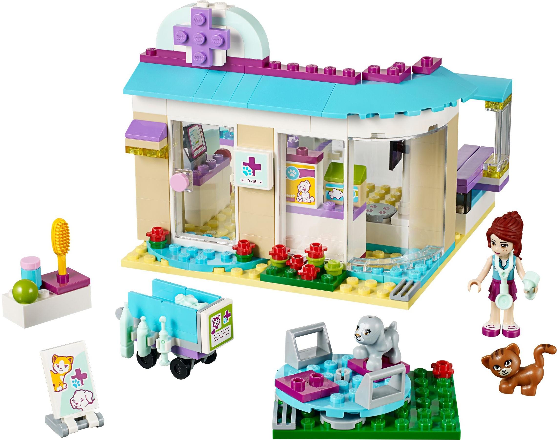 Friends Vet Brickset Lego Set Guide And Database