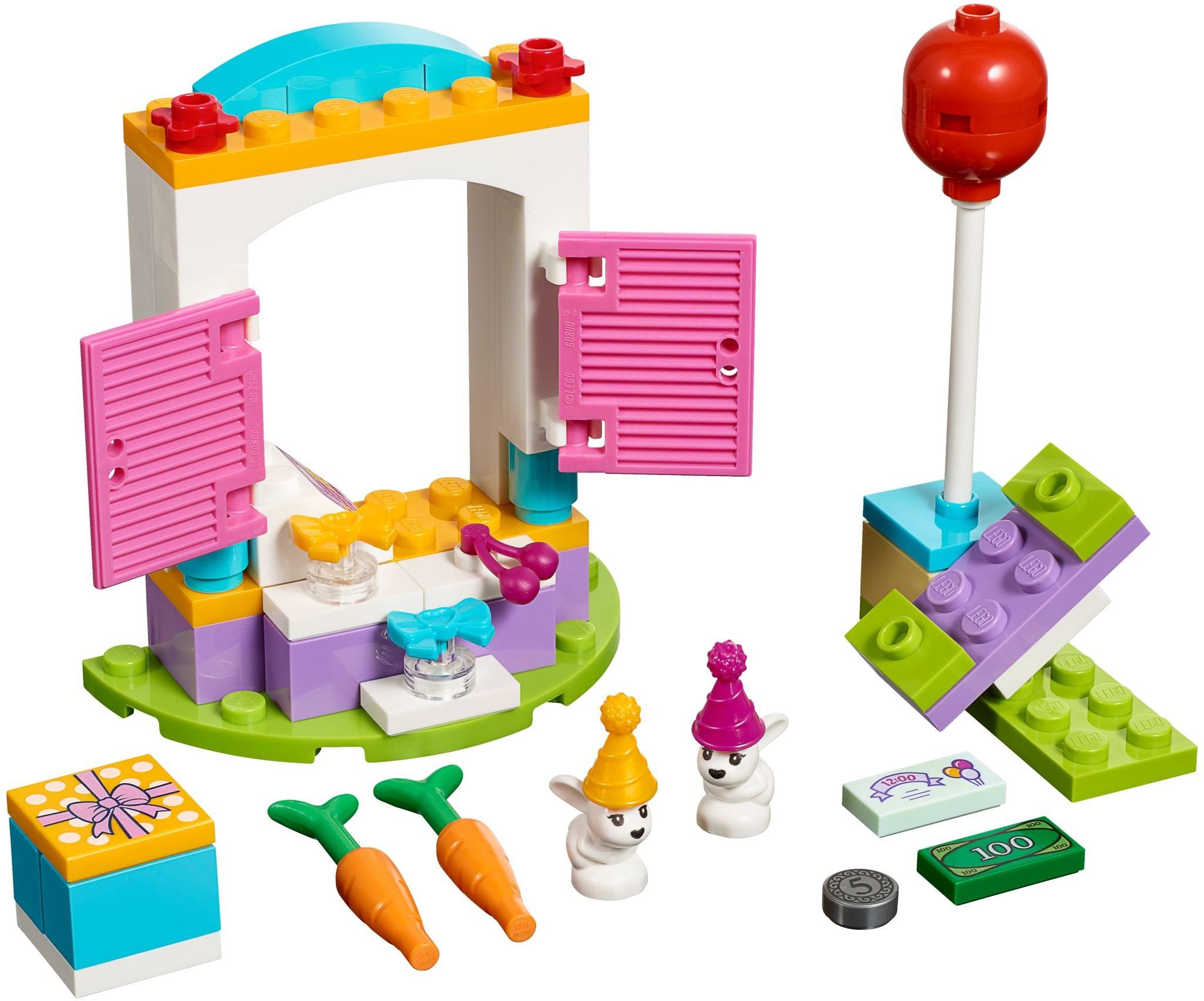 Friends Tagged Rabbit Brickset Lego Set Guide And Database