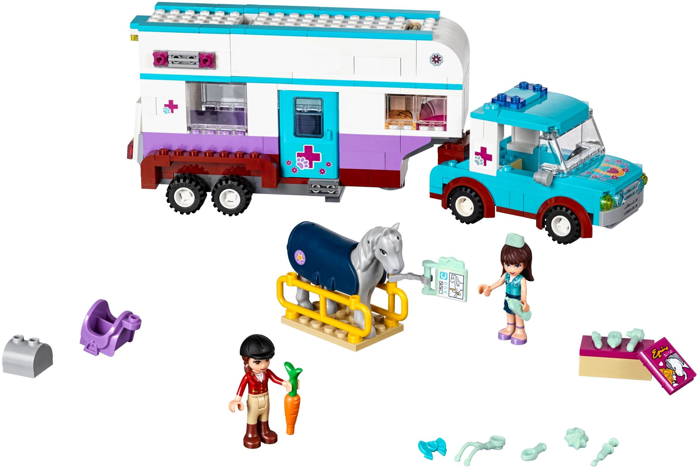 Friends Tagged Horse Brickset Lego Set Guide And Database