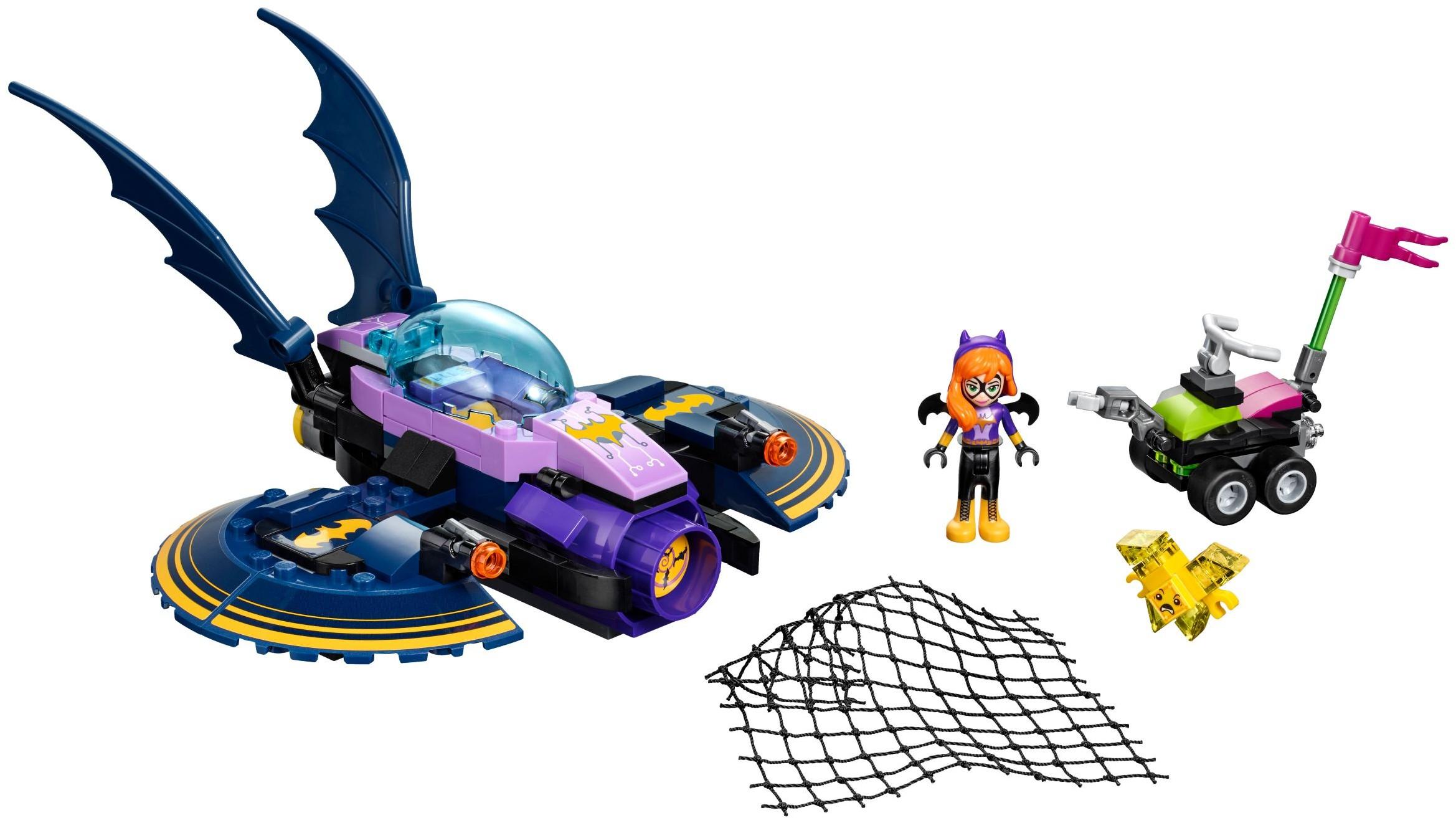 17136367d5 Batgirl Batjet Chase. 41230-1 DC Super Hero Girls 2017