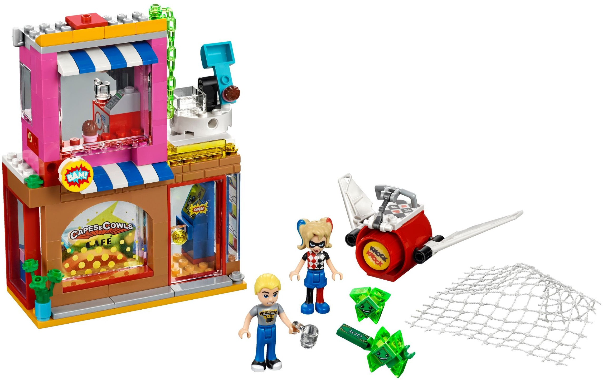 Dc Super Hero Girls Brickset Lego Set Guide And Database