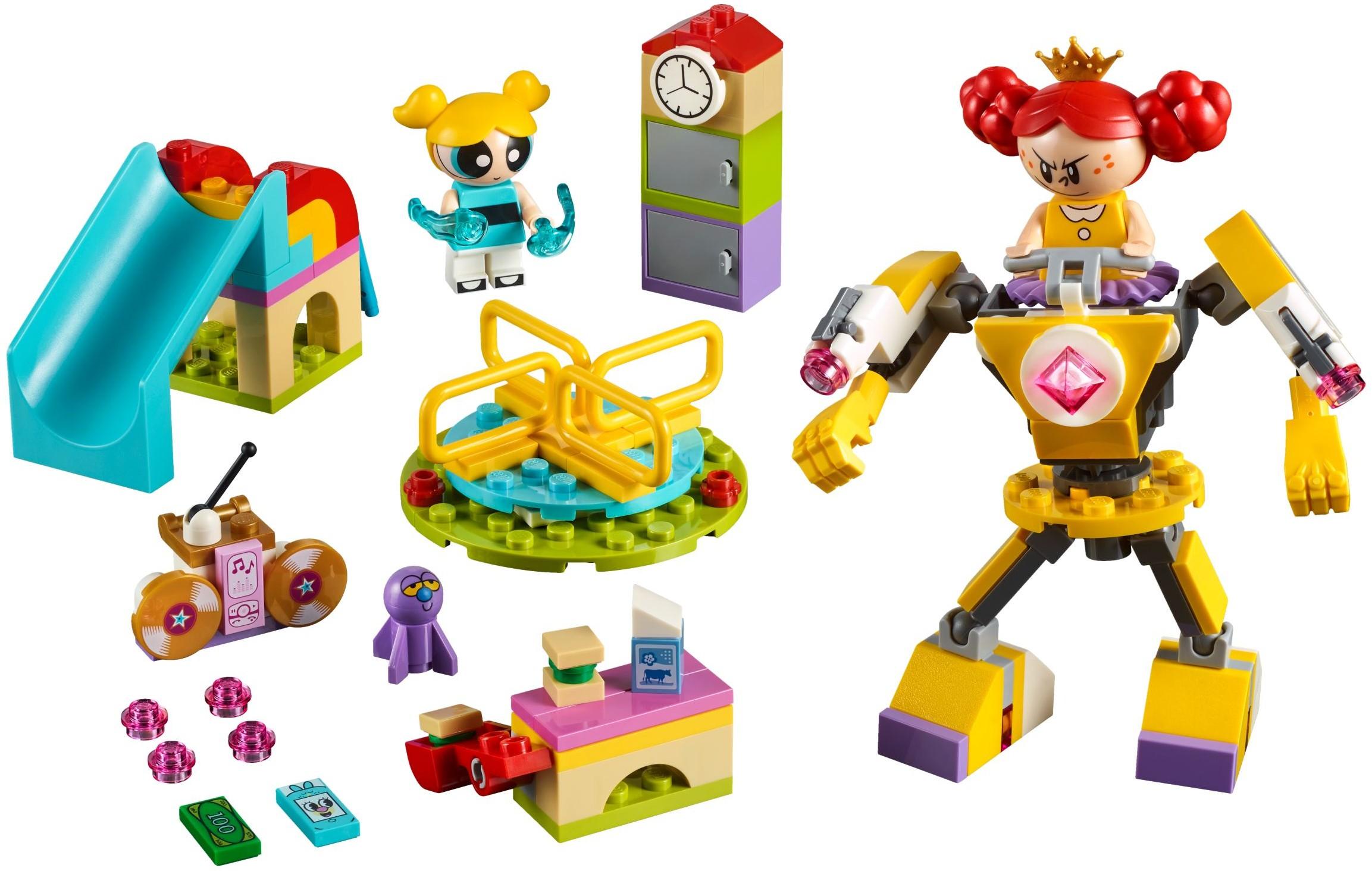 2018 The Powerpuff Girls Brickset Lego Set Guide And Database