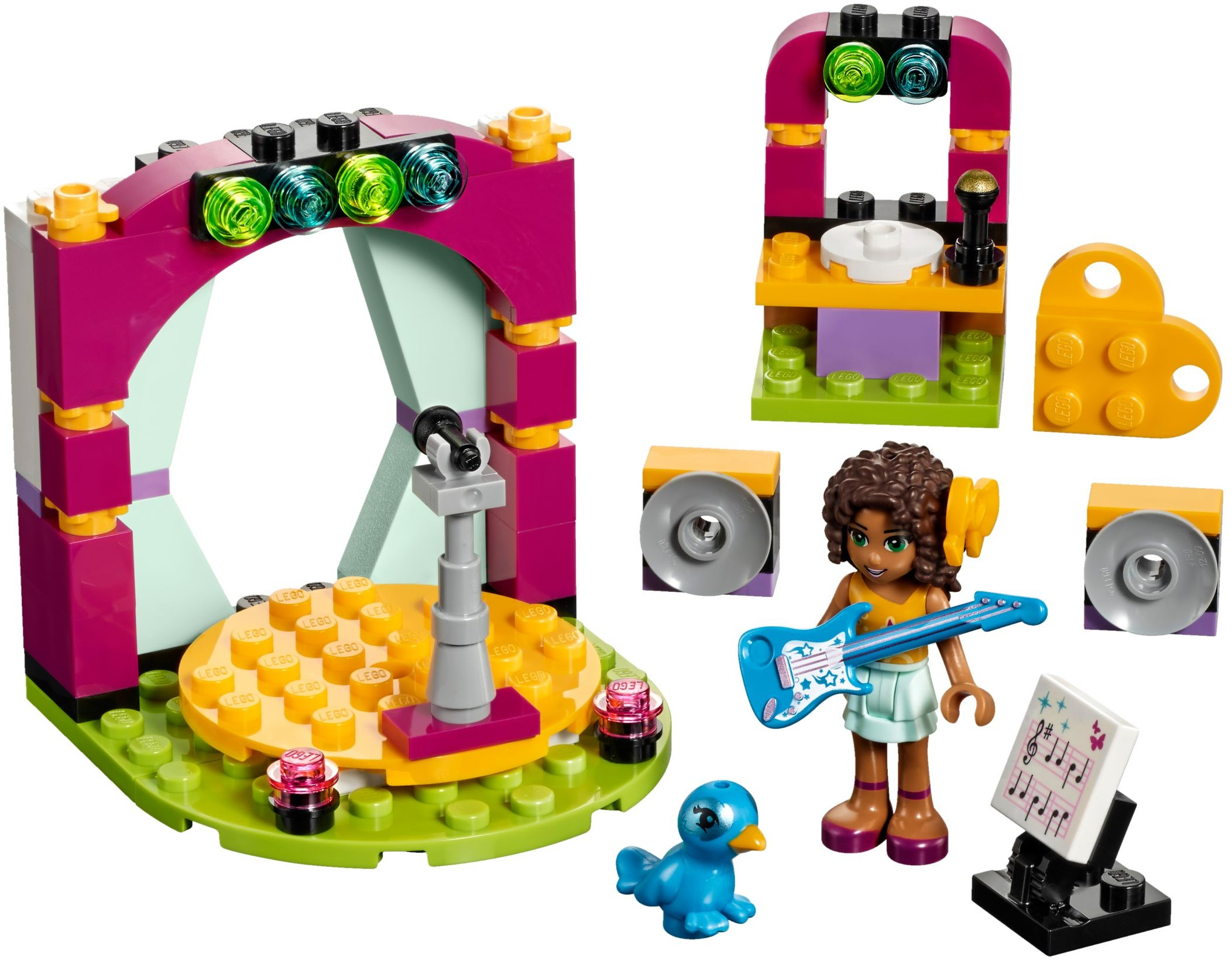 Friends Tagged Andrea Brickset Lego Set Guide And Database