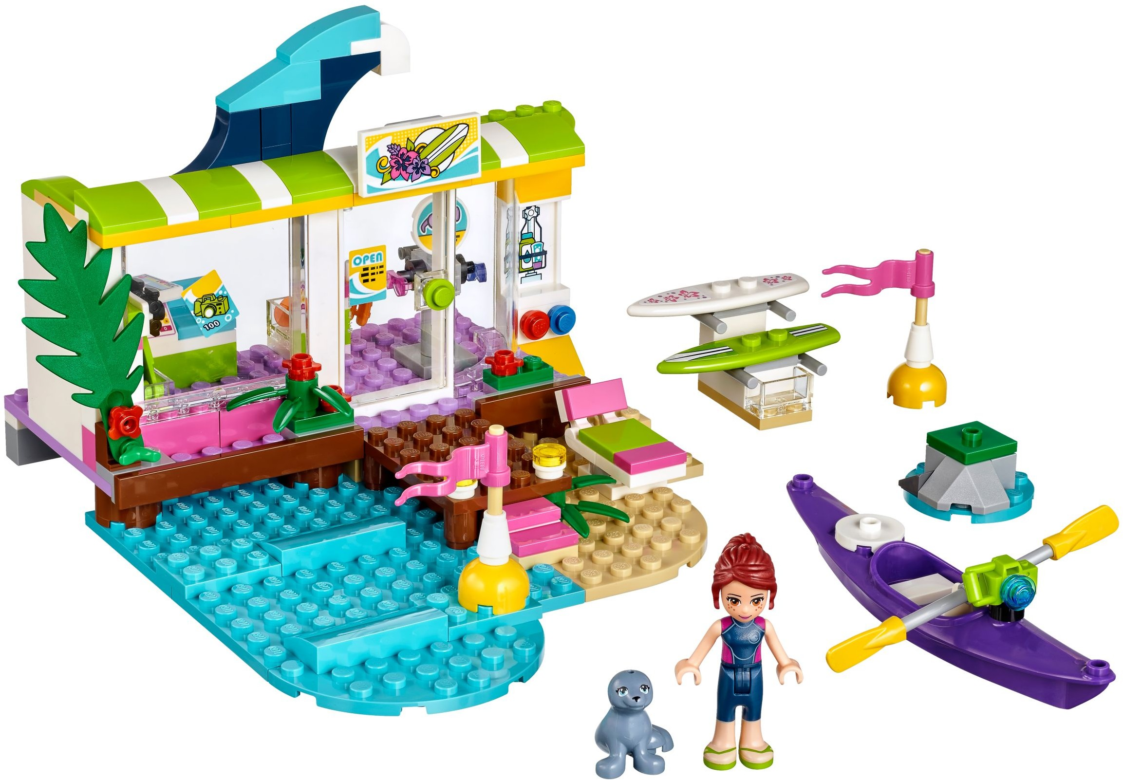 Friends 2017 Brickset Lego Set Guide And Database