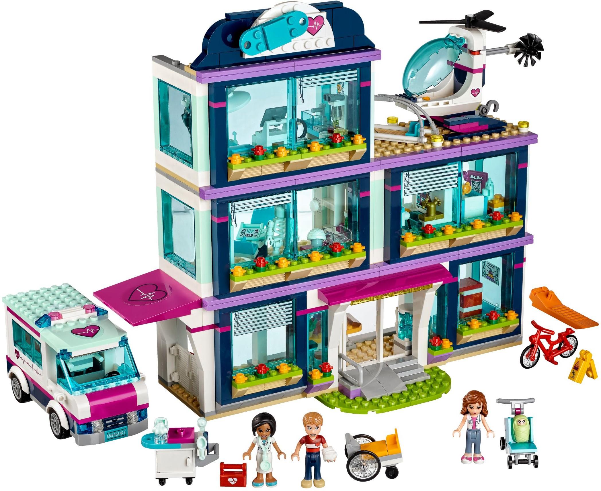 Friends Brickset Lego Set Guide And Database