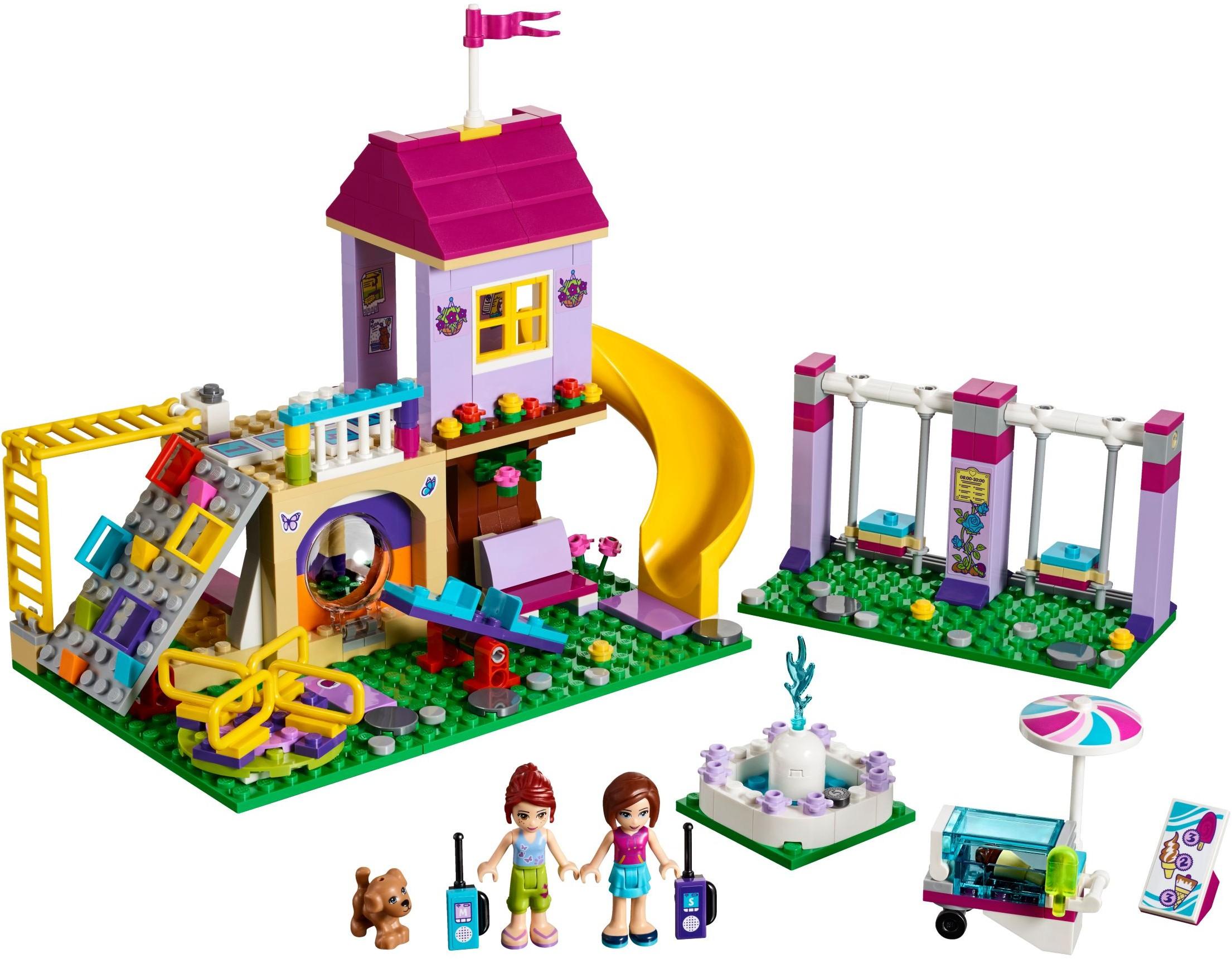 Friends Tagged Street Vendor Brickset Lego Set Guide And Database